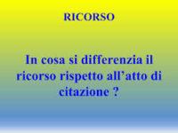 ricorso o citazione appello ordinanza ingiunzione avv. Giovanni Longo Pisa