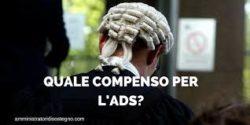 compenso indennità amministratore di sostegno a.d.s. avv. Giovanni Longo Pisa