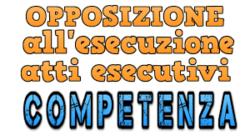 opposizione esecuzione 615 c.p.c.