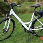bicicletta elettrica attenzione alal conformità al C.d.S.